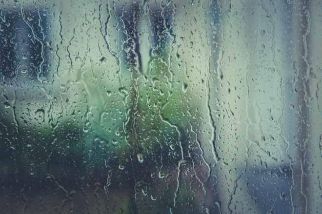 water rainy rain raindrops